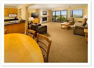 Two bedroom luxury suite