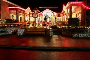Holiday Lights, Tolovana Inn