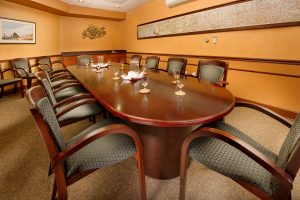 The board room at Tolovana Inn