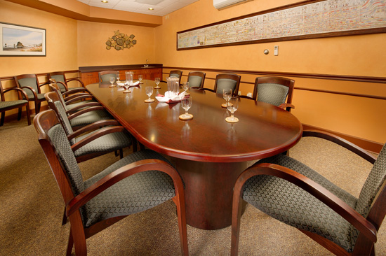 Board room, Tolovana Inn