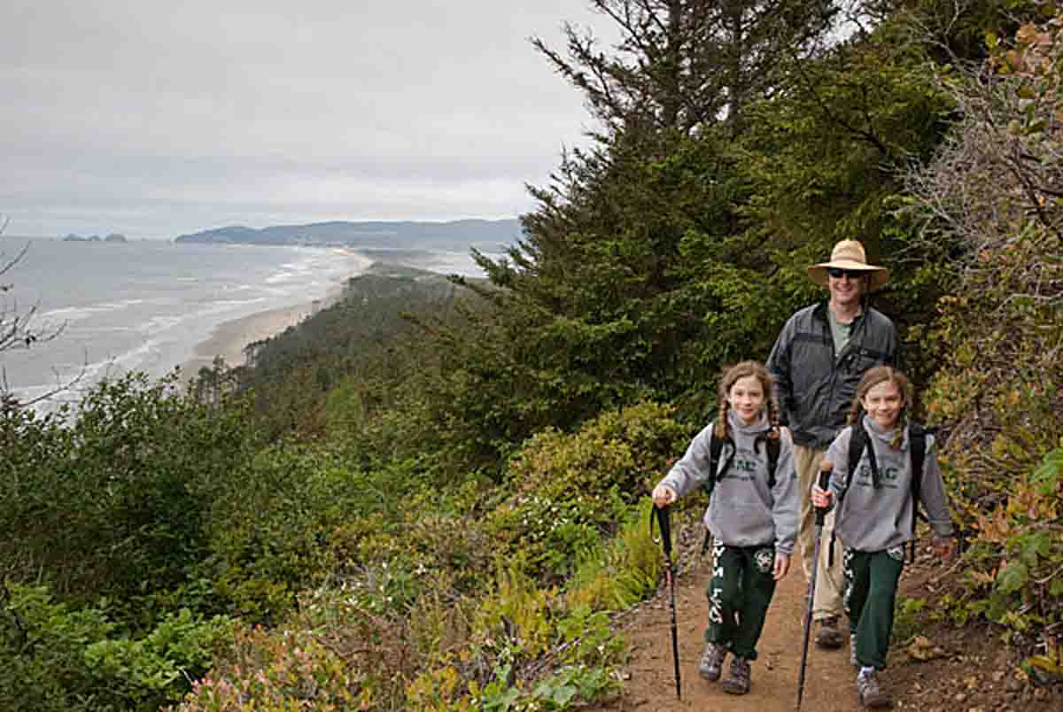 F Uninterrupted Beaches Or Connect With A Portion Of The 382 Mile Oregon Coast Trail You Ll Find Everything From Moderate To Challenging Hiking Trails