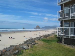 Ocean front view of B4 again