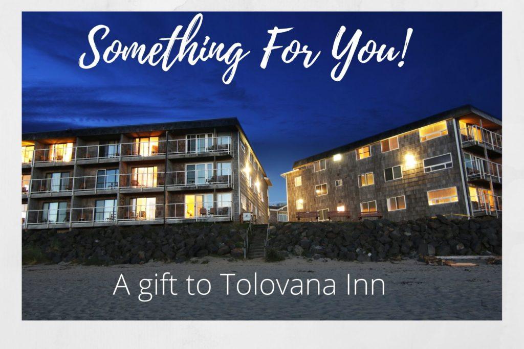 Gift to Tolovana Inn