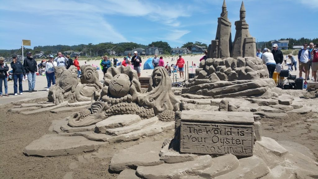 Cannon Beach 54th Sandcastle Contest set for June 9